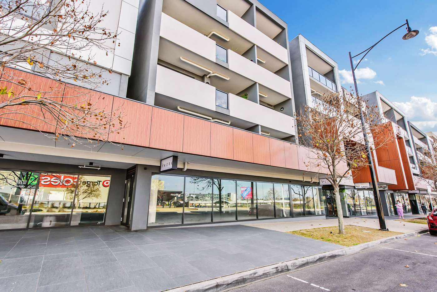 Main view of Homely apartment listing, 313/9 Commercial Road, Caroline Springs VIC 3023