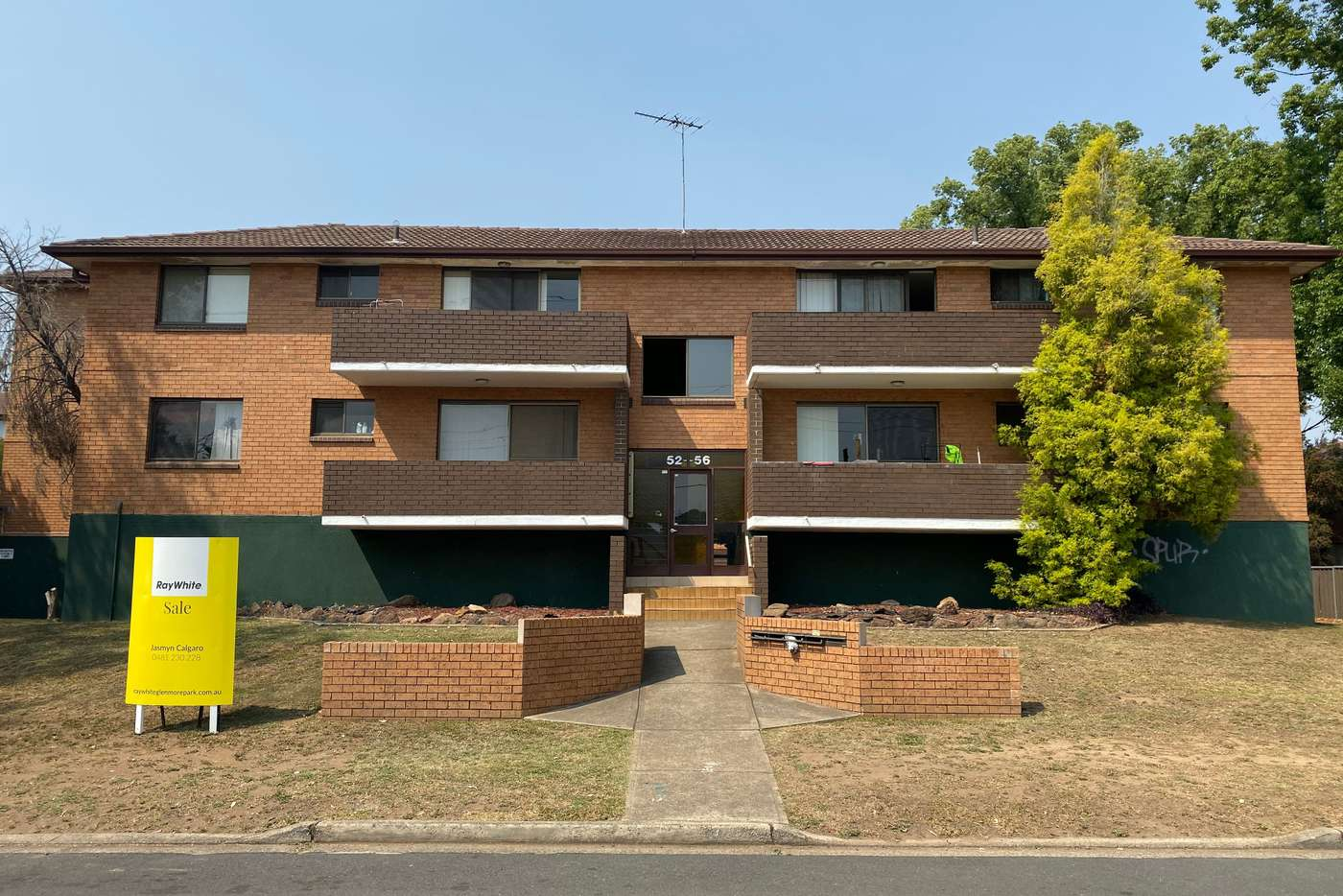Main view of Homely unit listing, 23/52-56 Putland Street, St Marys NSW 2760