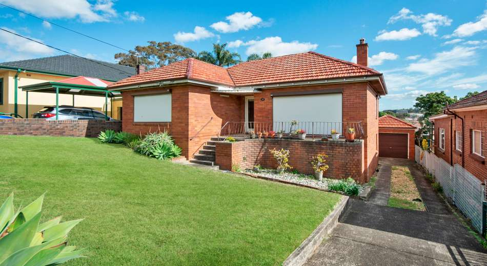 33 Ercildoune Avenue, Beverley Park NSW 2217