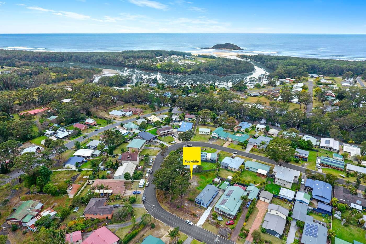 Main view of Homely residentialLand listing, 20 Mercury Drive, Lake Tabourie NSW 2539