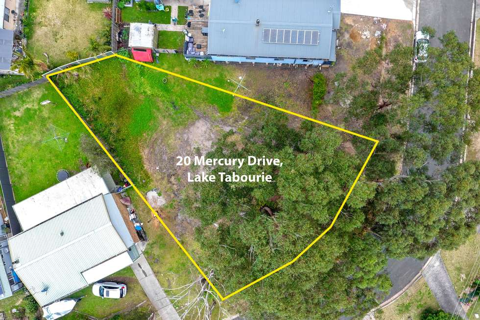 Fourth view of Homely residentialLand listing, 20 Mercury Drive, Lake Tabourie NSW 2539