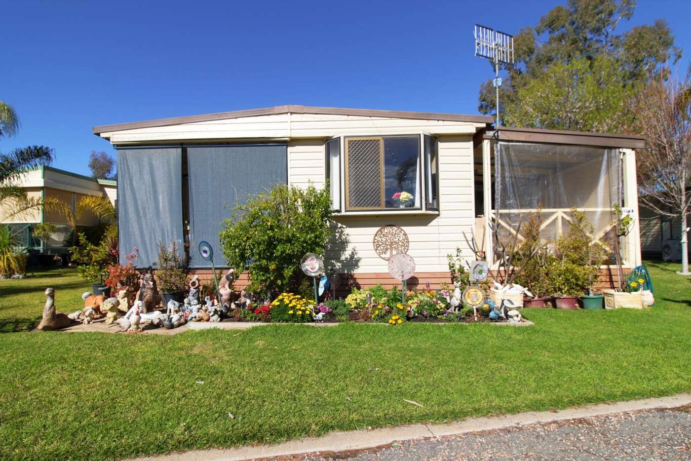 Main view of Homely house listing, No 4 Barmera Caravan Park, Barmera SA 5345