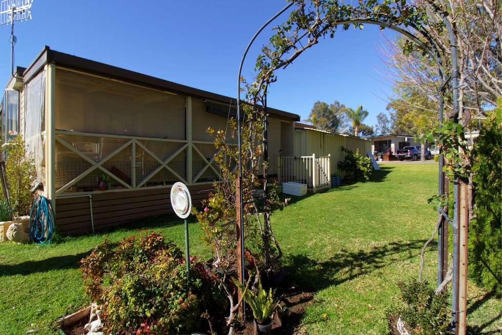 Second view of Homely house listing, No 4 Barmera Caravan Park, Barmera SA 5345