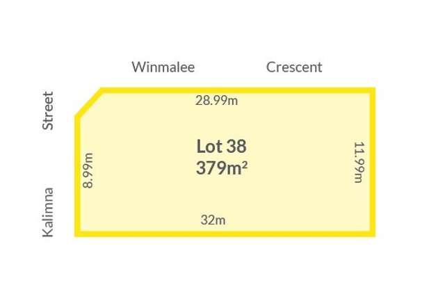 Lot 38 Kalimna Street, Caversham WA 6055