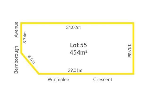 Lot 55 Winmalee Crescent, Caversham WA 6055