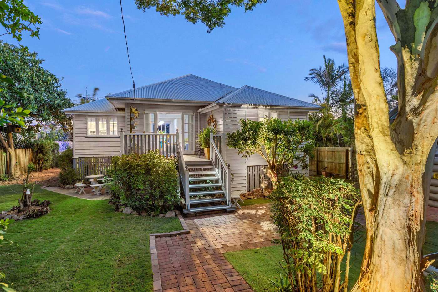 Main view of Homely house listing, 22 Murrell Street, Newmarket QLD 4051