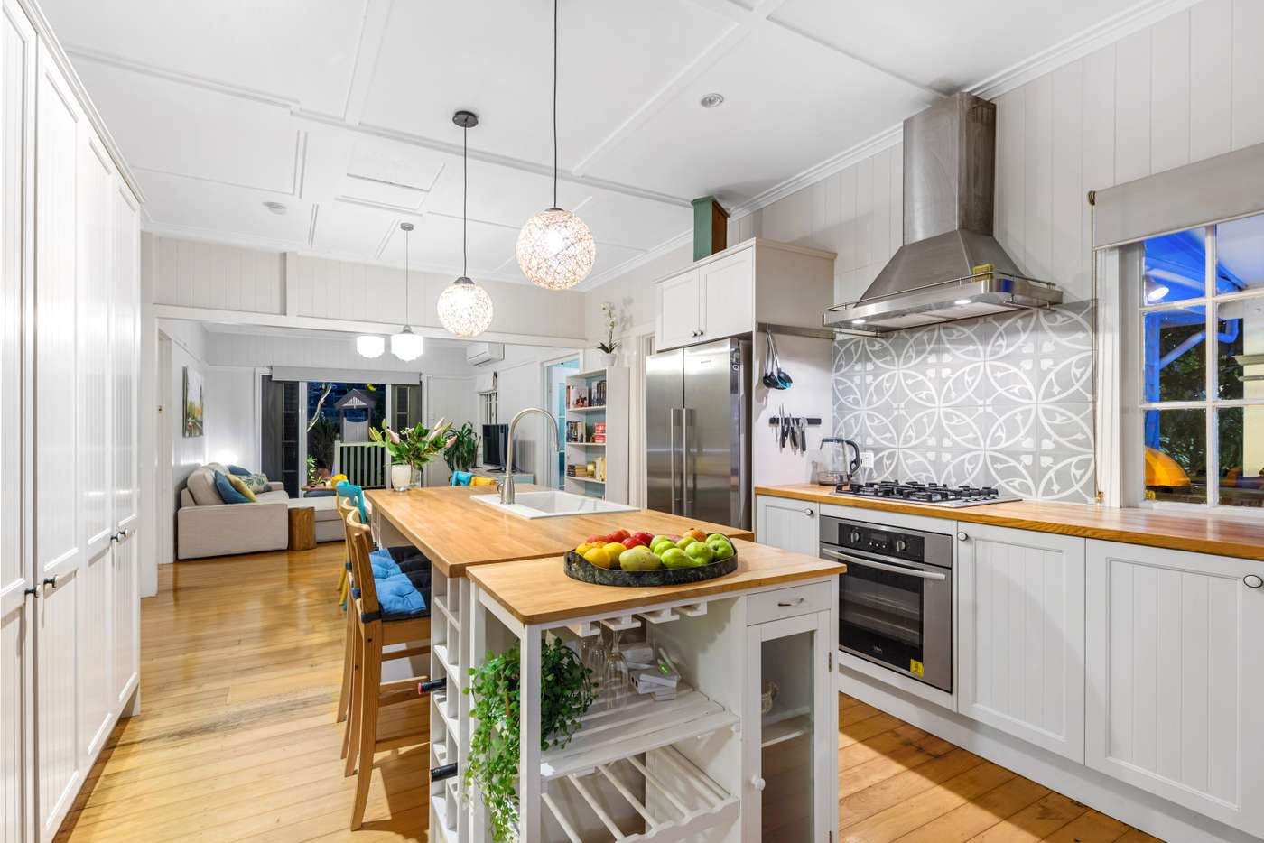 Fifth view of Homely house listing, 22 Murrell Street, Newmarket QLD 4051