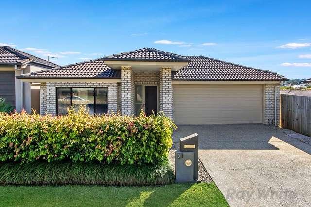 21 Ellenborough Avenue, Ormeau Hills QLD 4208