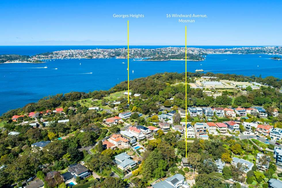 Third view of Homely house listing, 16 Windward Avenue, Mosman NSW 2088