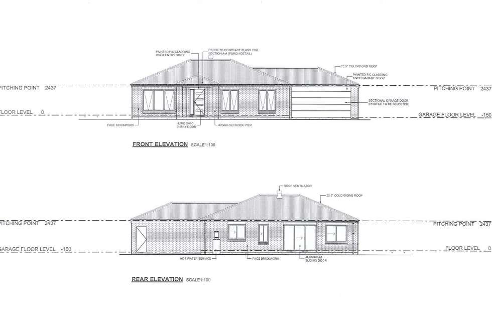 Second view of Homely house listing, 1/421 Walnut Avenue, Mildura VIC 3500