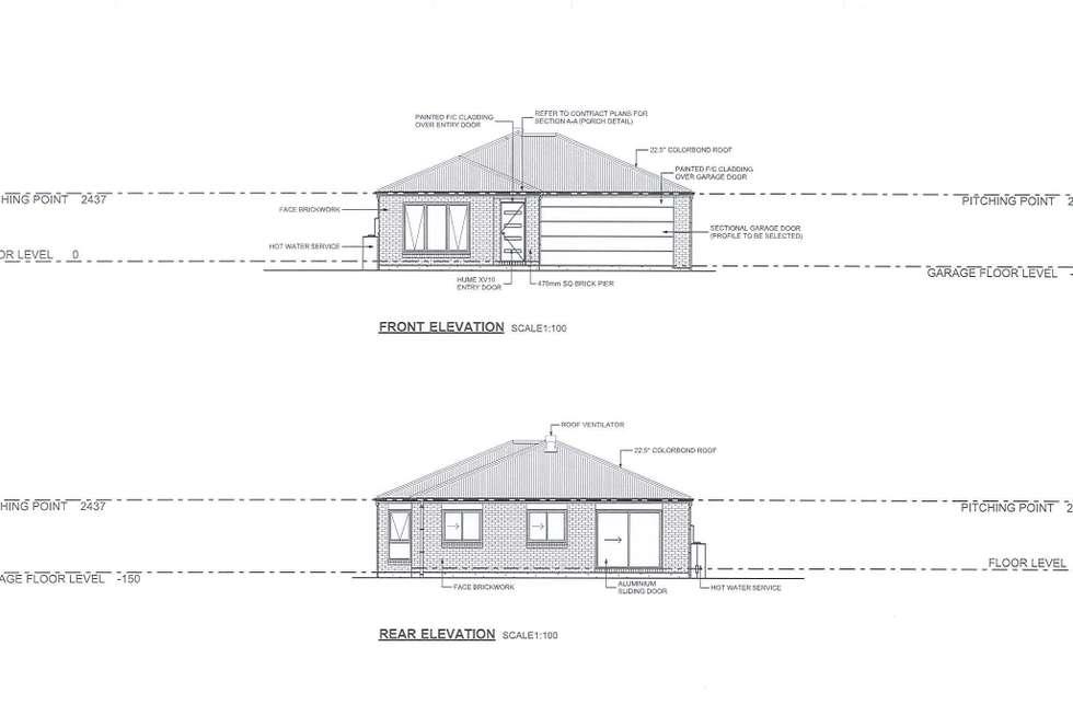 Second view of Homely house listing, 3/421 Walnut Avenue, Mildura VIC 3500