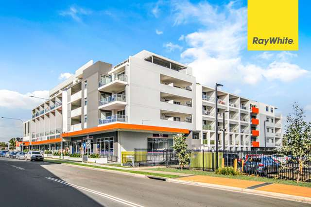 417/25 railway Road, Quakers Hill NSW 2763