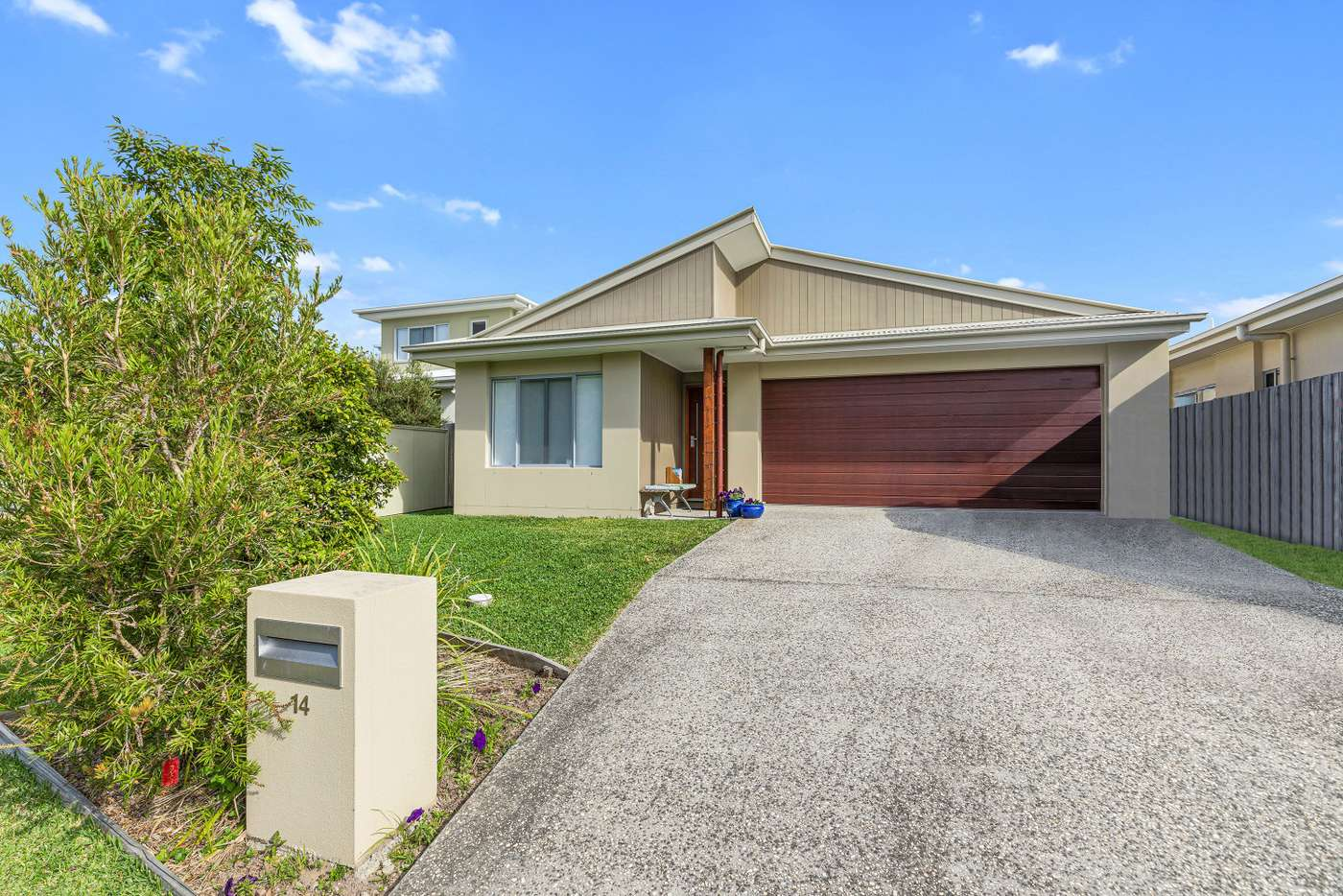 Main view of Homely house listing, 14 Viola Square, Peregian Springs QLD 4573