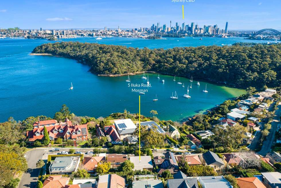 Fourth view of Homely house listing, 5 Iluka Road, Mosman NSW 2088