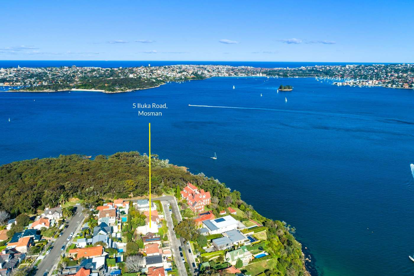 Sixth view of Homely house listing, 5 Iluka Road, Mosman NSW 2088