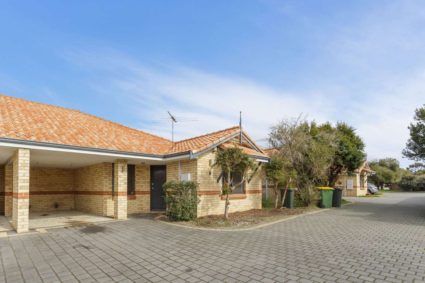 Main view of Homely unit listing, 6/163 Hamilton Street, Queens Park WA 6107