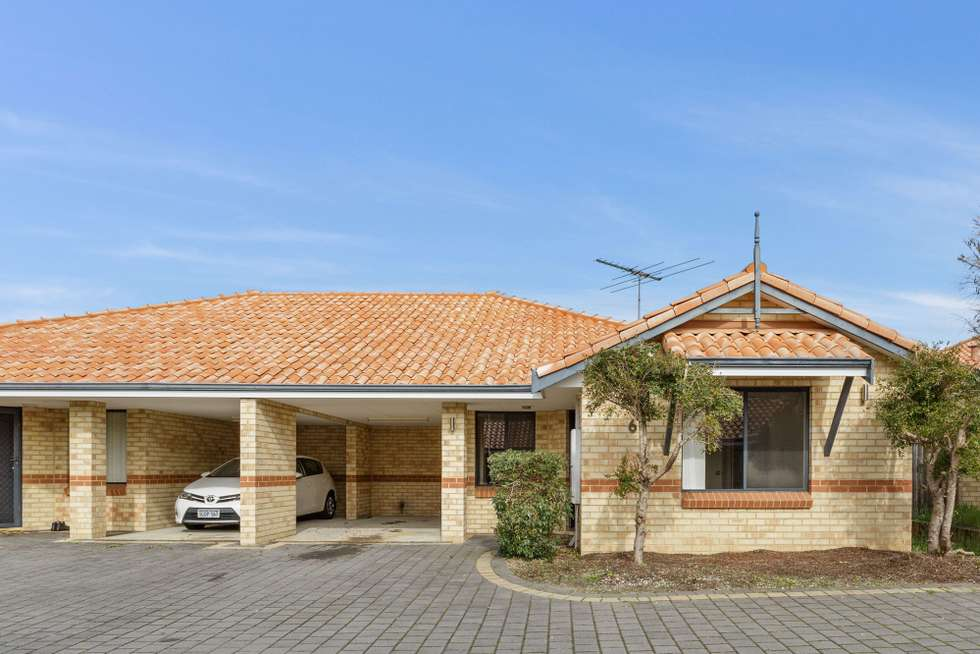 Second view of Homely unit listing, 6/163 Hamilton Street, Queens Park WA 6107