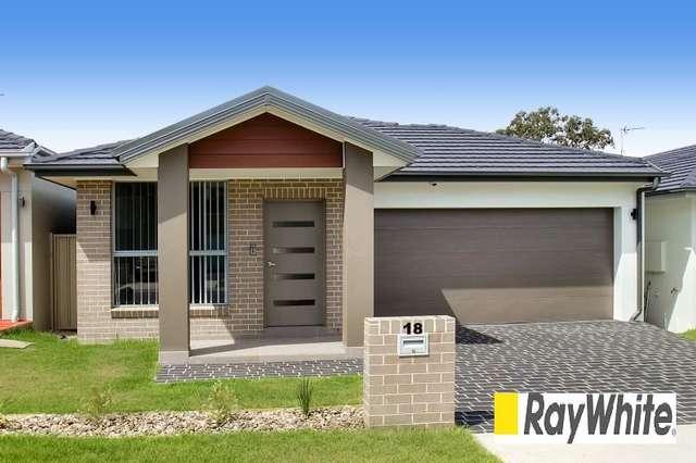18 Bisen Street, Kellyville Ridge NSW 2155