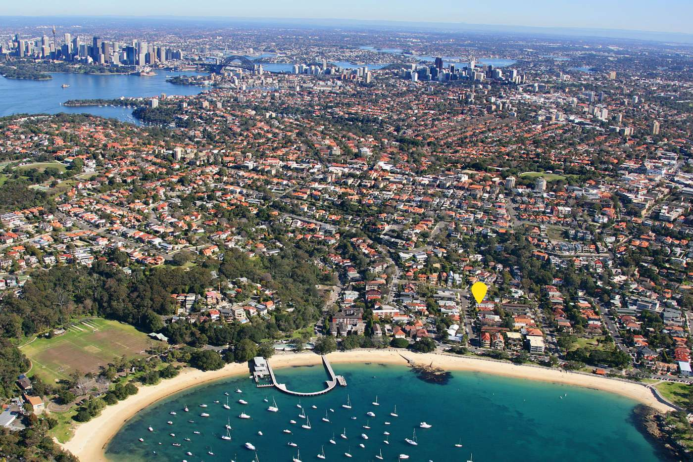 Main view of Homely apartment listing, 3/12A Esther Road, Mosman NSW 2088