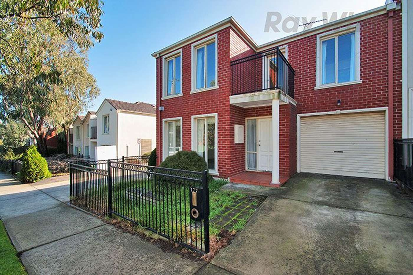Main view of Homely townhouse listing, 177 Urquhart Street, Coburg VIC 3058