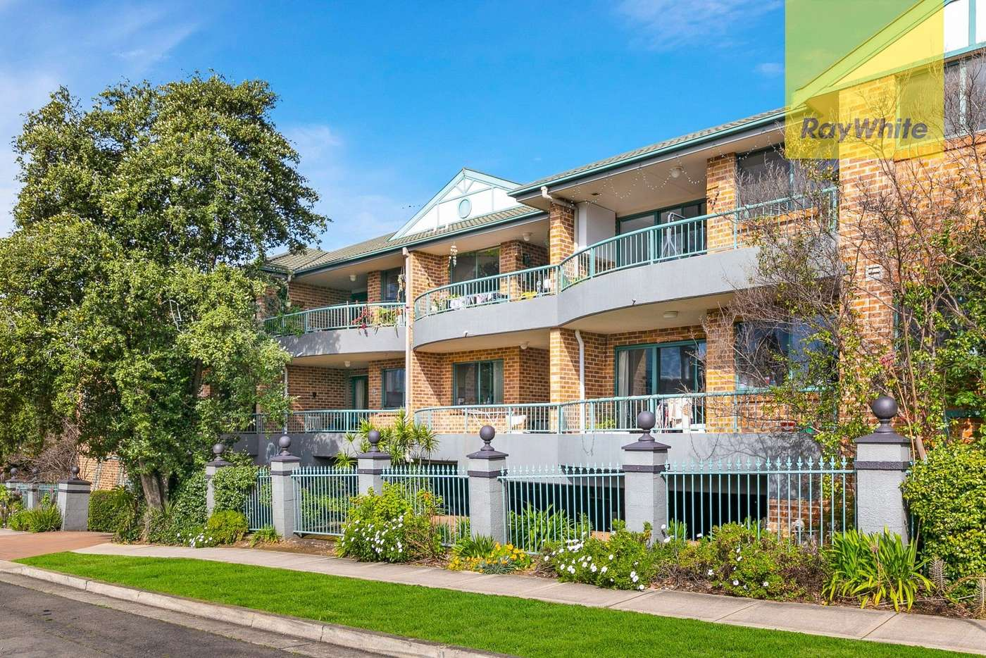 Main view of Homely unit listing, 7/19 Marsden Street, Granville NSW 2142