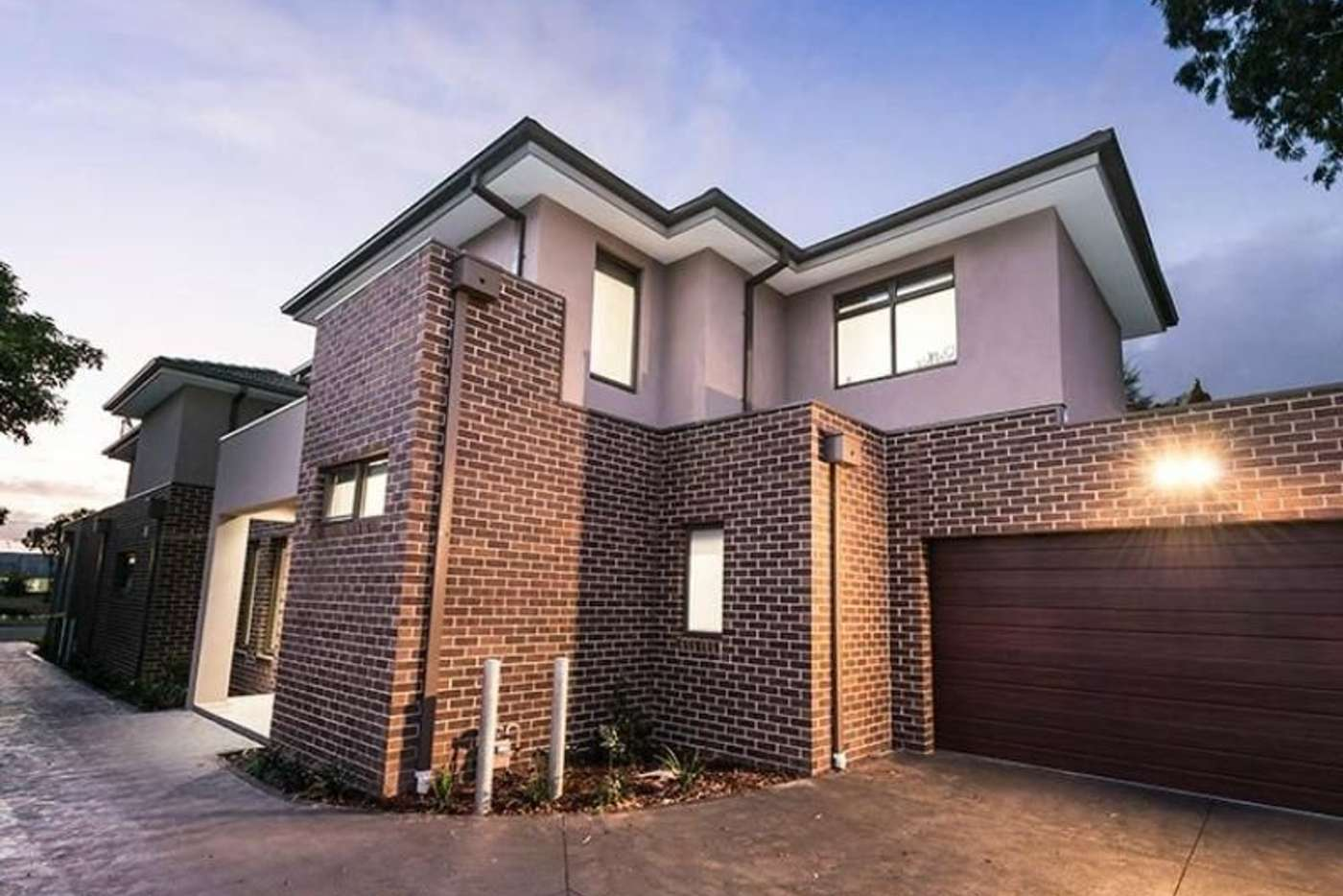 Main view of Homely townhouse listing, 2/22 Blenheim Road, Newport VIC 3015