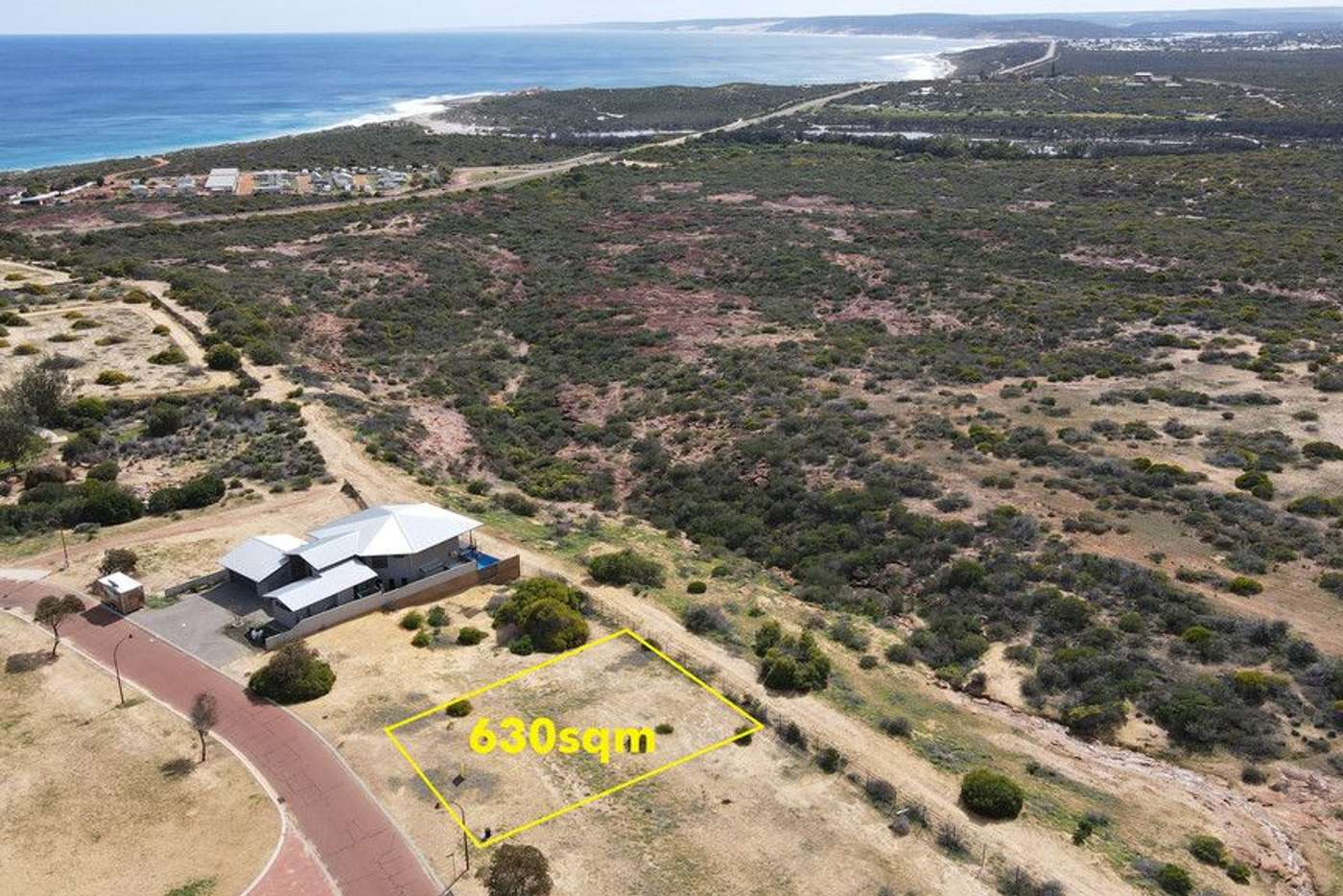 Main view of Homely residentialLand listing, 11 Lot 101 Darwinia Drive, Kalbarri WA 6536