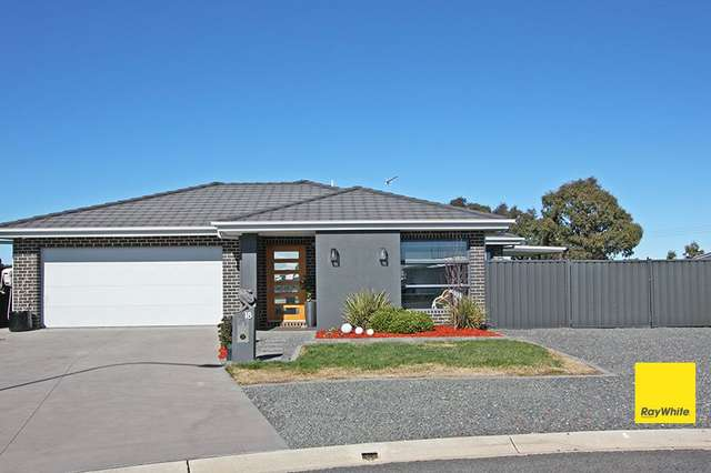 18 Murray Grey Place, Bungendore NSW 2621