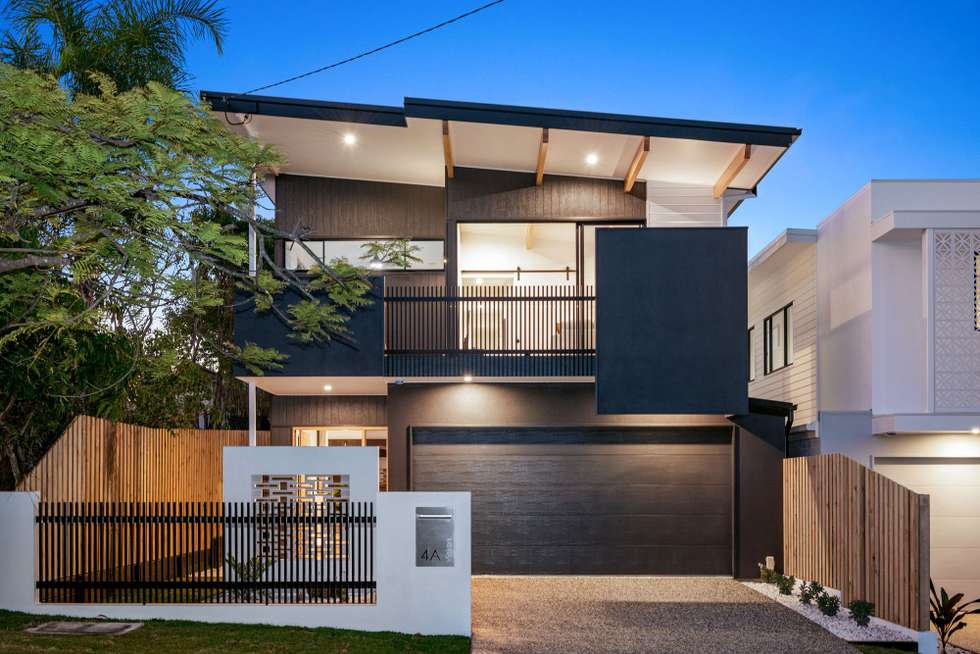 Second view of Homely house listing, 4B Vickers Street, Carina Heights QLD 4152