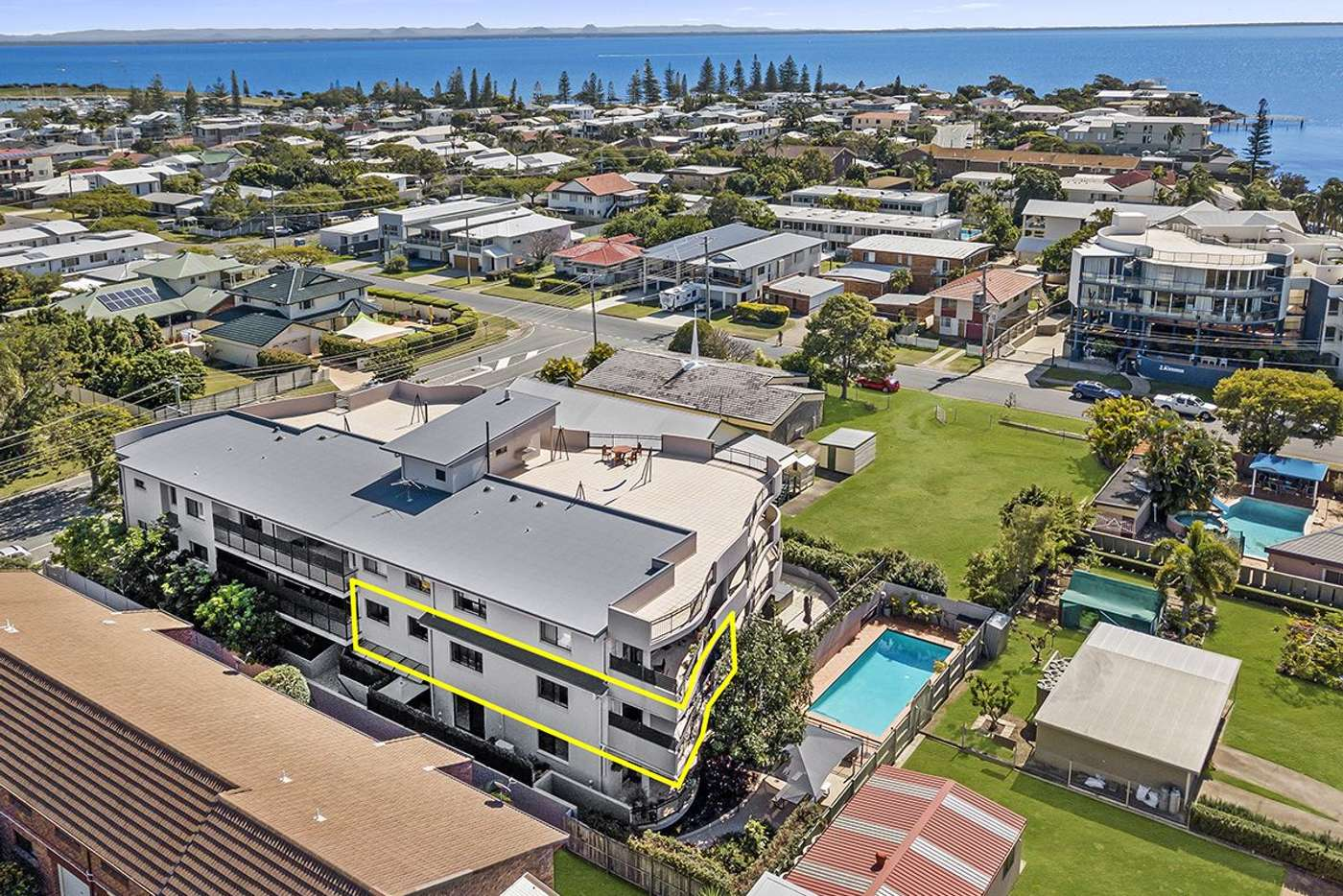 Main view of Homely unit listing, 7/188 Mein Street, Scarborough QLD 4020