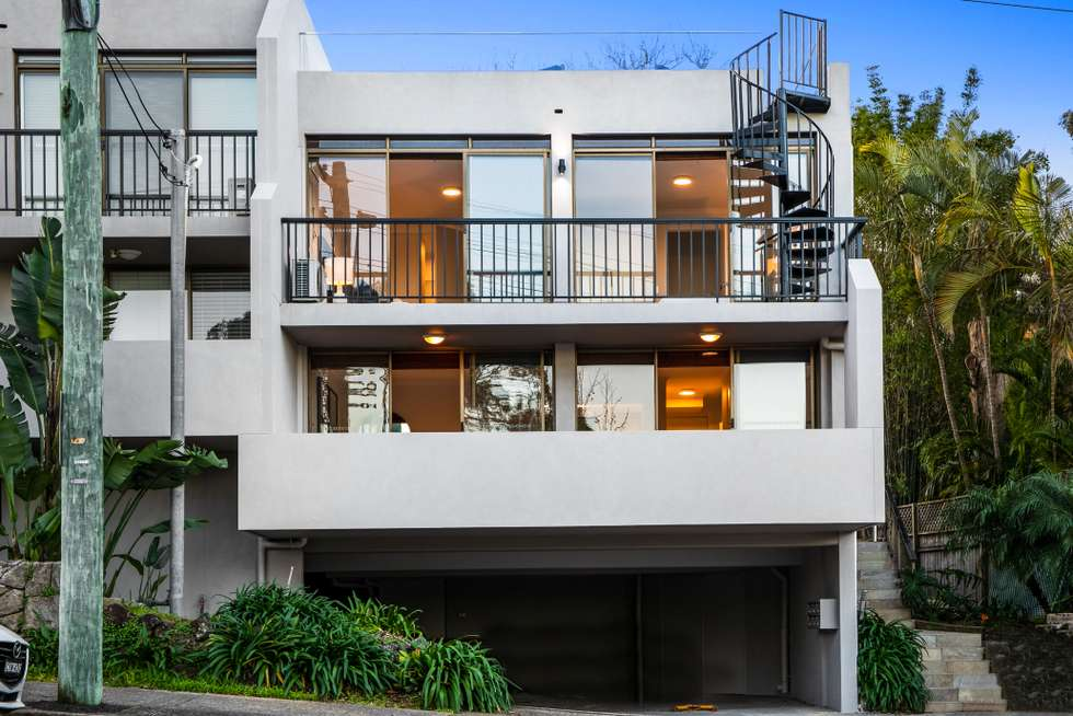 Second view of Homely townhouse listing, 3/2 Bannerman Street, Cremorne NSW 2090