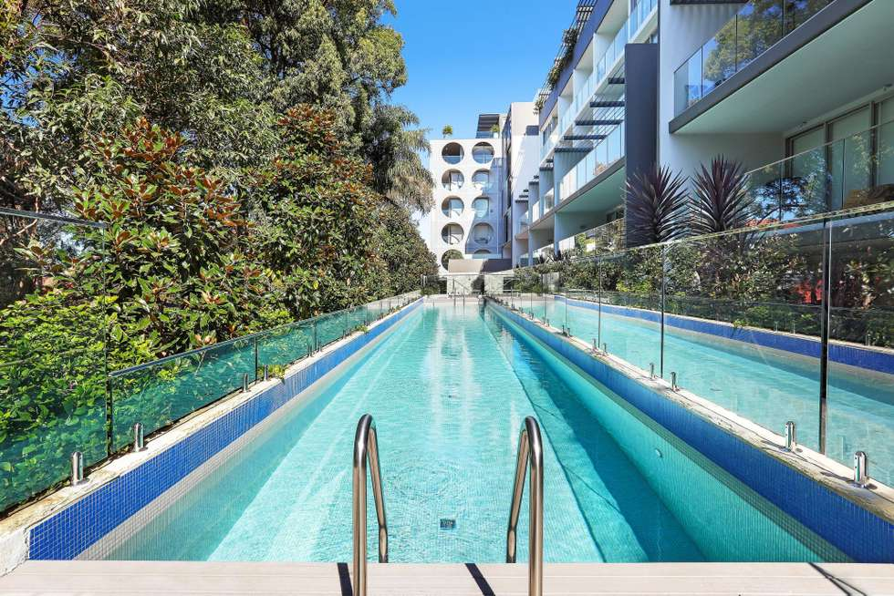 Third view of Homely apartment listing, 709/84-108 Anzac Parade, Kensington NSW 2033