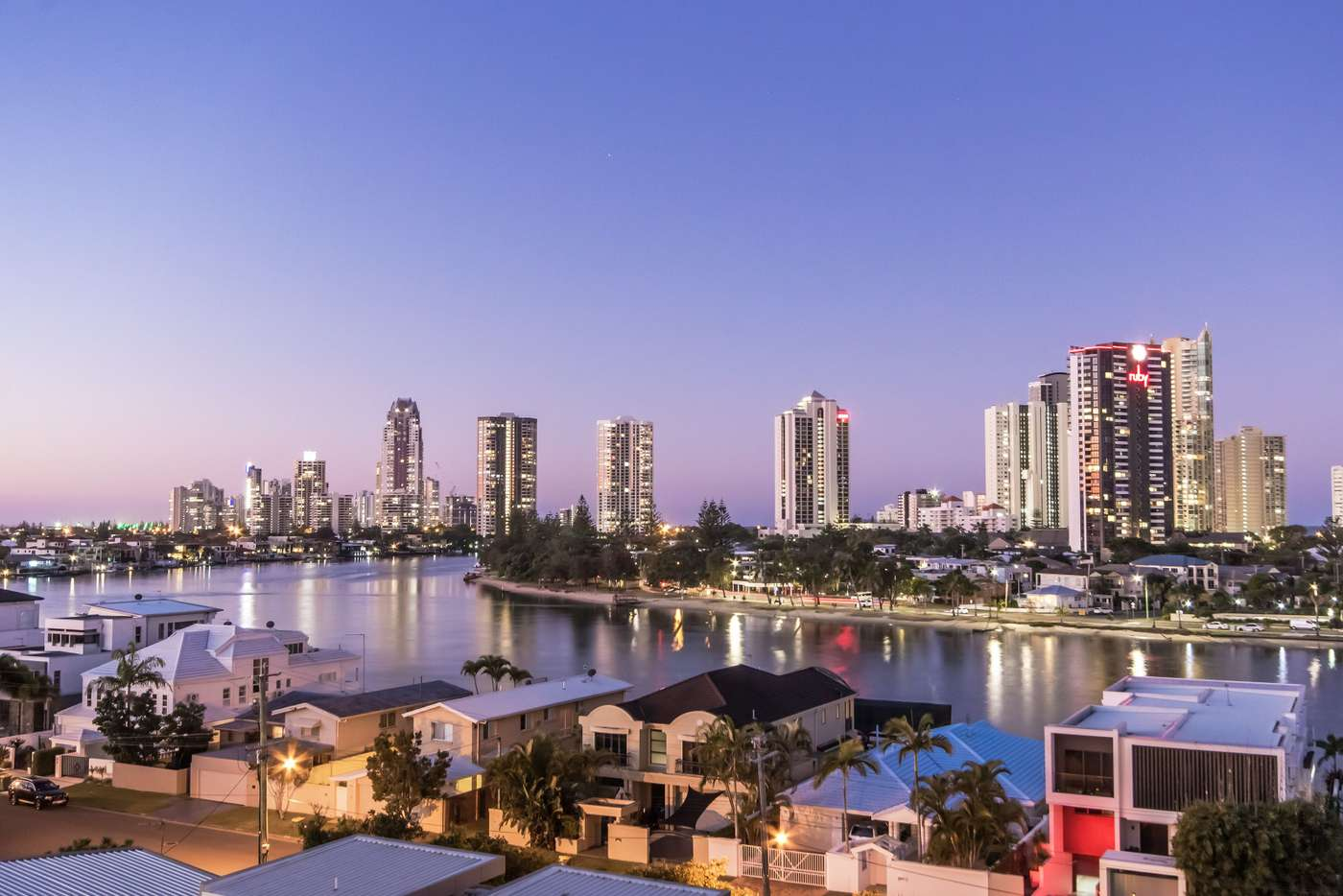 Main view of Homely unit listing, 48/53 Darrambal Street, Surfers Paradise QLD 4217