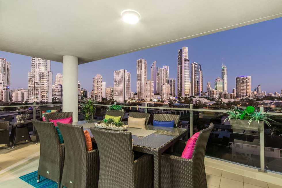 Second view of Homely unit listing, 48/53 Darrambal Street, Surfers Paradise QLD 4217
