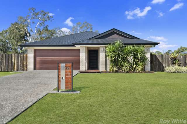 12 Thorncliffe Drive, Burpengary East QLD 4505