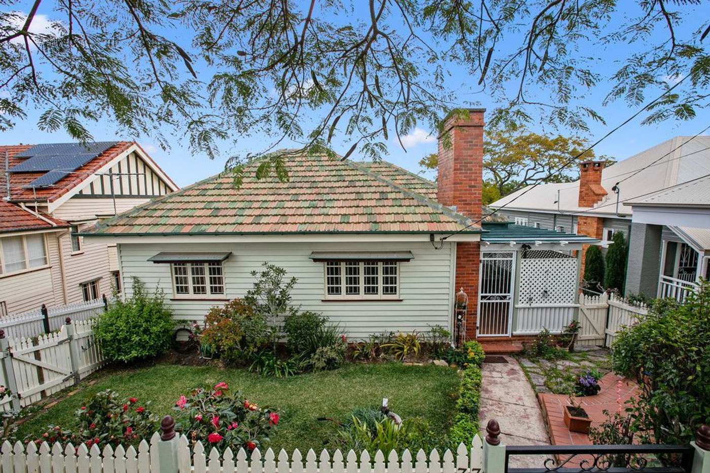 Main view of Homely house listing, 33 Percival Terrace, Holland Park QLD 4121