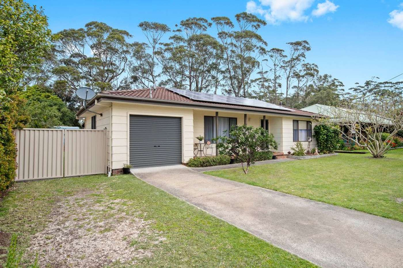 Main view of Homely house listing, 27 Weymouth Road, Lake Tabourie NSW 2539