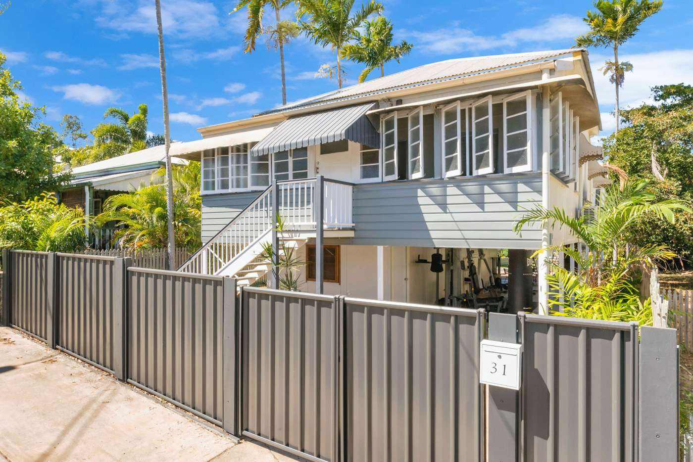Main view of Homely house listing, 31 Greenslade Street, West End QLD 4810