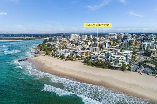 Unit 18/8 Levuka Avenue, Kings Beach QLD 4551