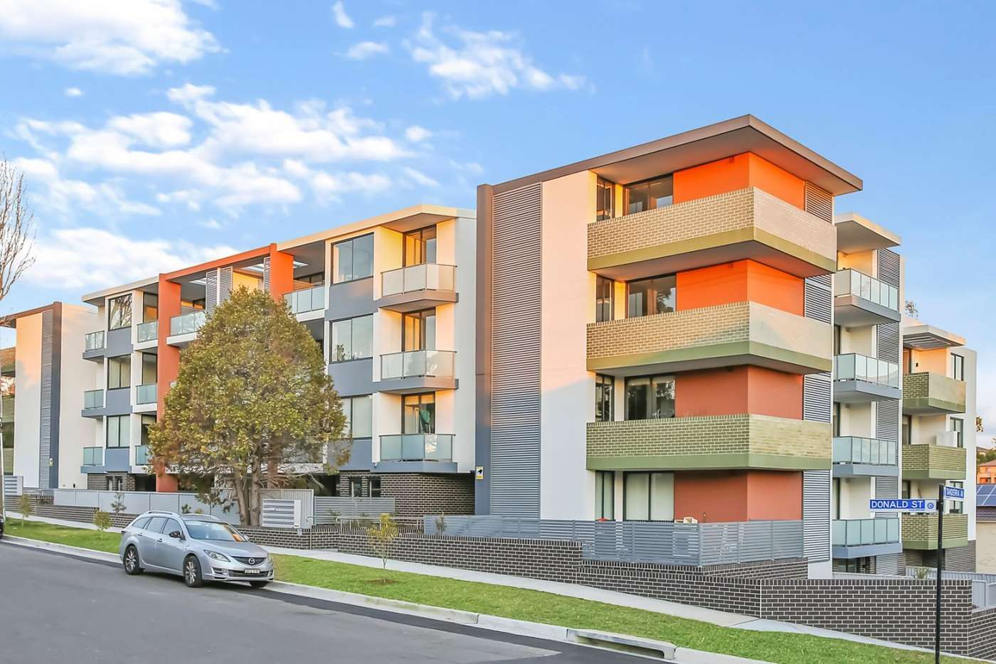 Main view of Homely apartment listing, 111/30 Donald Street, Carlingford NSW 2118