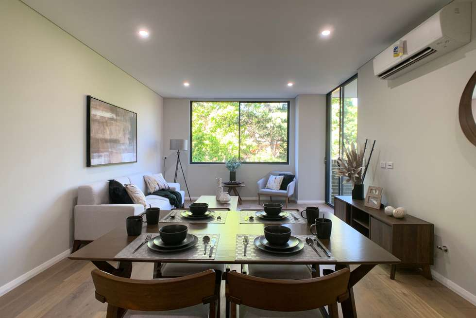 Second view of Homely apartment listing, 111/30 Donald Street, Carlingford NSW 2118