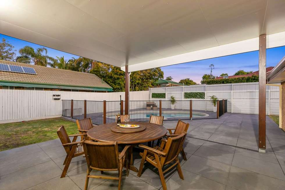 Second view of Homely house listing, 3 Carisbrooke Court, Birkdale QLD 4159