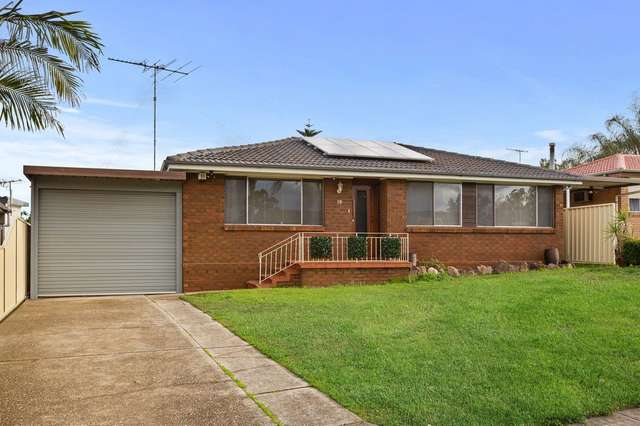 19 Kenneth Crescent, Dean Park NSW 2761