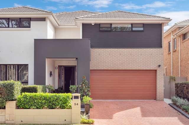 54 Bentwood Terrace, Stanhope Gardens NSW 2768