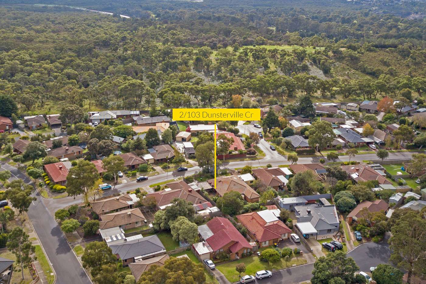 Main view of Homely residentialLand listing, 2/103 Dunsterville Crescent, Frankston VIC 3199