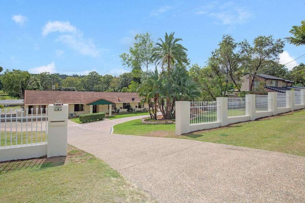 Second view of Homely house listing, 4 Tom Latimer Court, Worongary QLD 4213