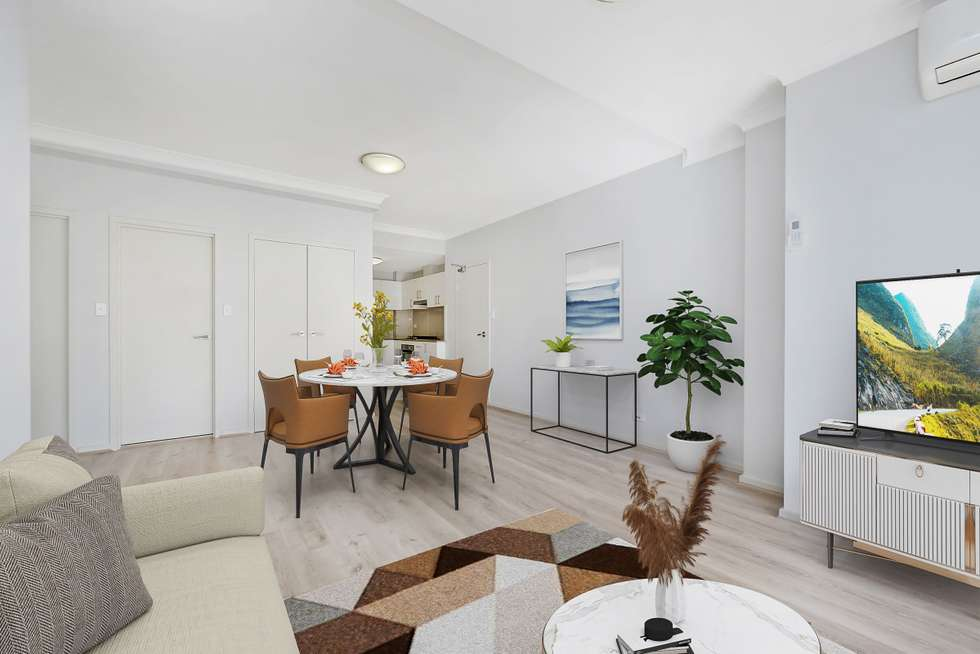 Third view of Homely apartment listing, 12/51A-53 High Street, Parramatta NSW 2150