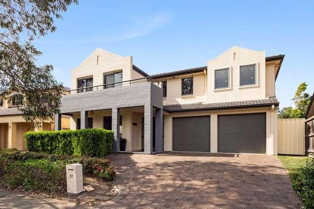 17 Somerset Street, Stanhope Gardens NSW 2768