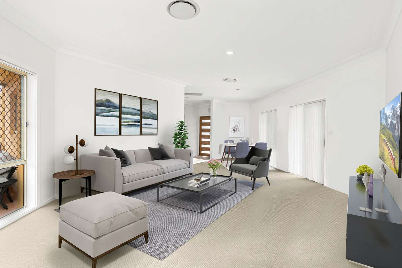 Main view of Homely townhouse listing, 1/57 Robsons Road, Keiraville NSW 2500