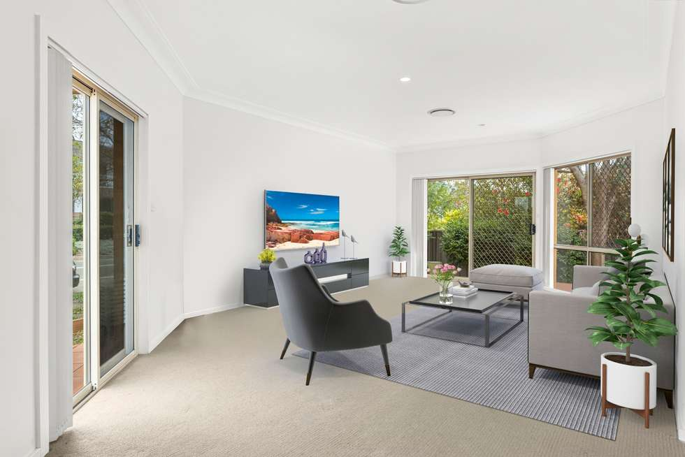 Second view of Homely townhouse listing, 1/57 Robsons Road, Keiraville NSW 2500